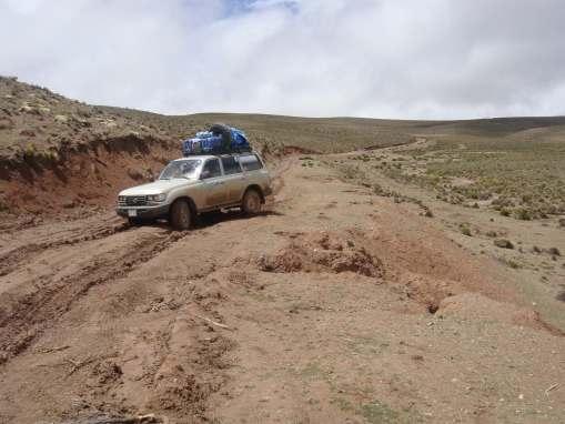 Bolivia South America 2009 b2125